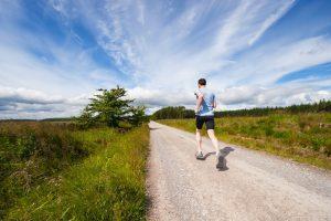 How running a marathon helps me believe in myself