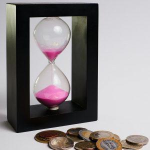 Time vs money